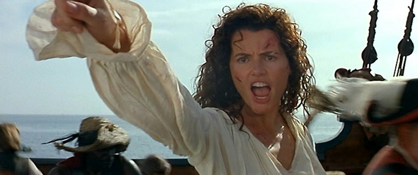 Geena Davis Pirate Submited Images Pic Fly Picture