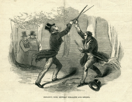 southern duel