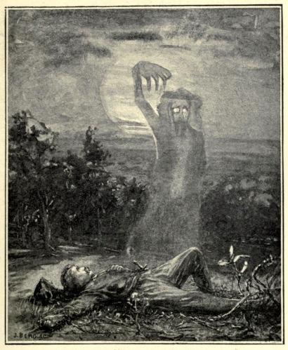 5 john bell. 1894. i saw the strangest figure. phantastes. macdonald. artn