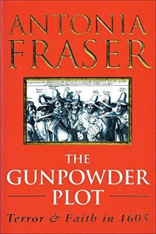 Antoniafraser-GunpowderPlot